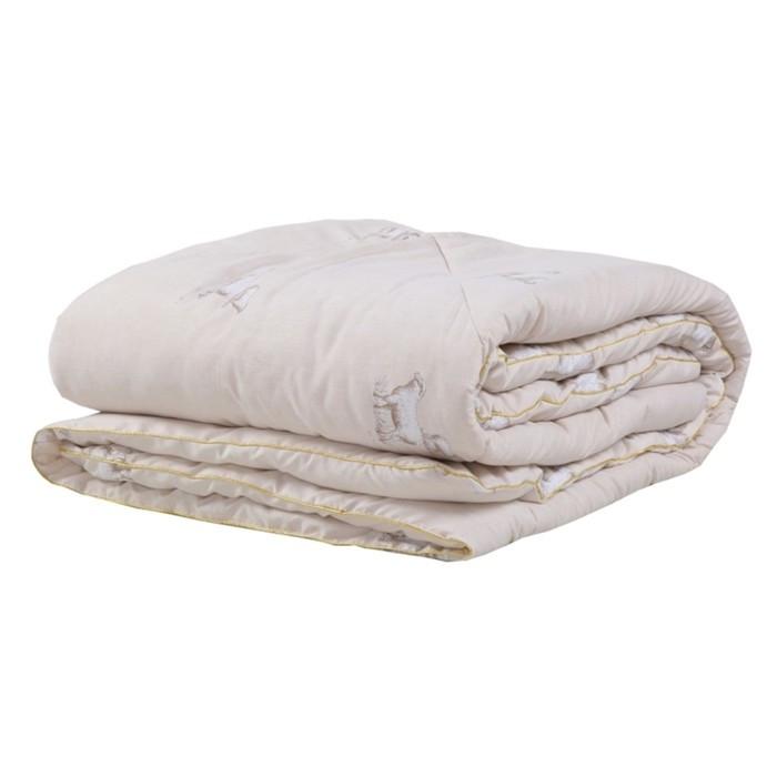 Одеяло «Овечья шерсть», размер 172х205 см, искусственный тик
