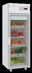 Шкаф холодильный DM105-S без канапе