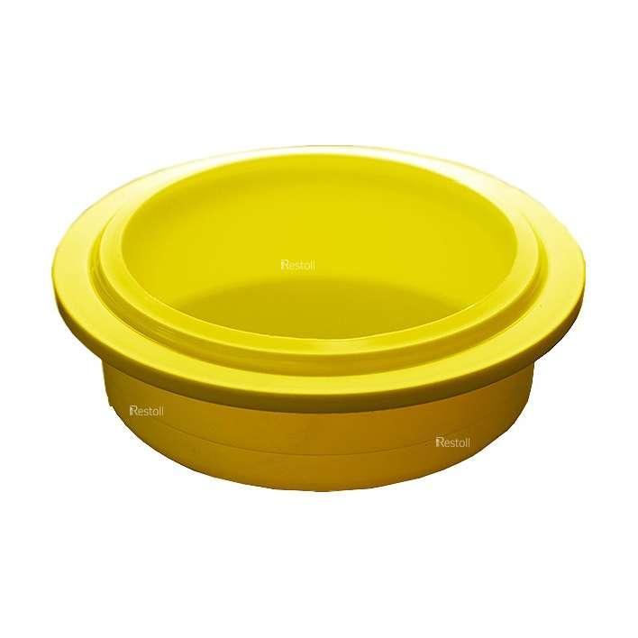 Крышка для стакана Pacojet 31947/1, желтый пластик
