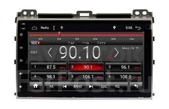 "Автомагнитола Toyota Prado 120 (android, 9"",2GB RAM)"
