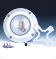 Прожектор накладной для бетона, 300 Вт/12В