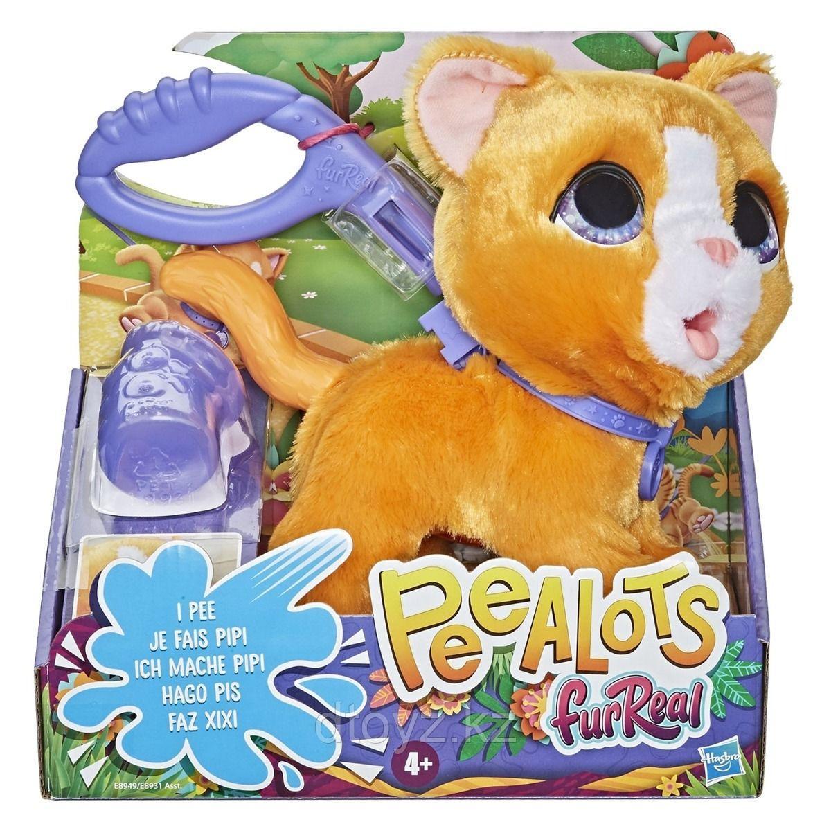 Шаловливый питомец Кошечка большая Furreal Friends