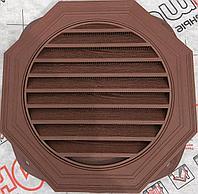 Слуховые окна, чердачное мансардное окно для фронтона коричневый