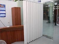 Раздвижные двери гармошка (0,84см Х 2м,020см)