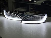 Дневные ходовые огни на Lexus RX 2003-09, фото 1