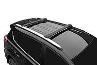 Поперечины LUX Hunter Renault Sandero Stepway Черный