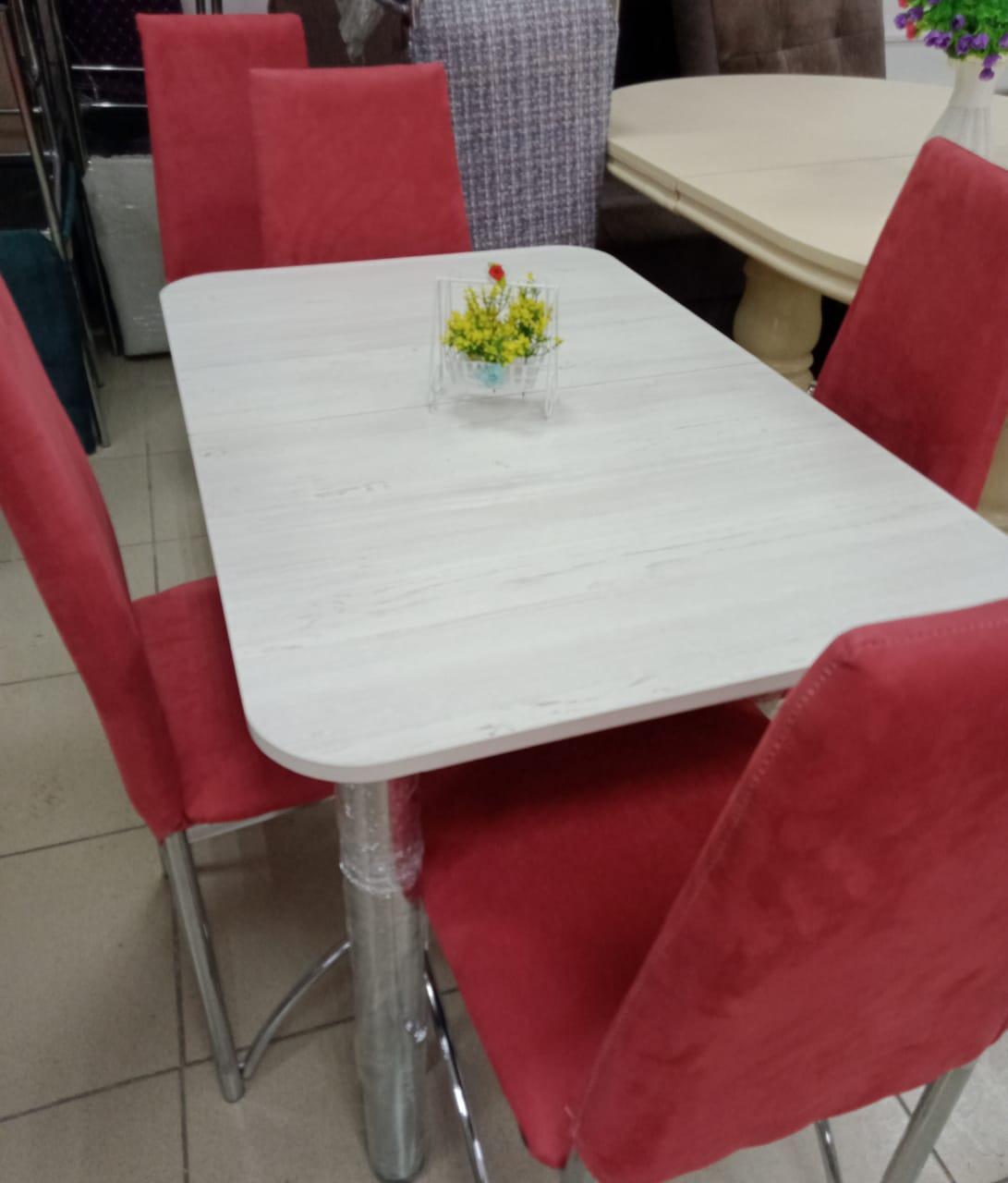 Стол раздвижной 100*65 см