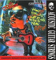 Струна № 1 для акустической гитары Alice A206-SL E-1st