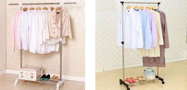 Вешалка для одежды гардеробная (0319)