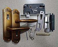 Дверная ручка Зубер S 201