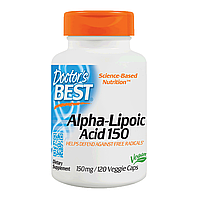 БАД Альфа-липоевая кислота 150 мг (120 капсул)