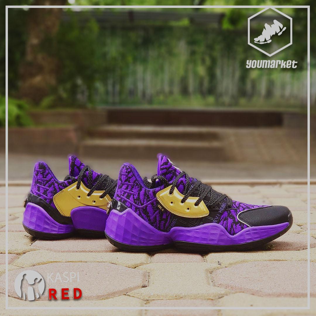 """Баскетбольные кроссовки Adidas Harden Vol.4 """"Star Wars"""""""