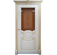 Межкомнатные двери «Галант» со стеклом
