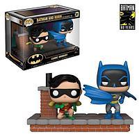 Funko Pop Batman and Robin Comic Moments - 281