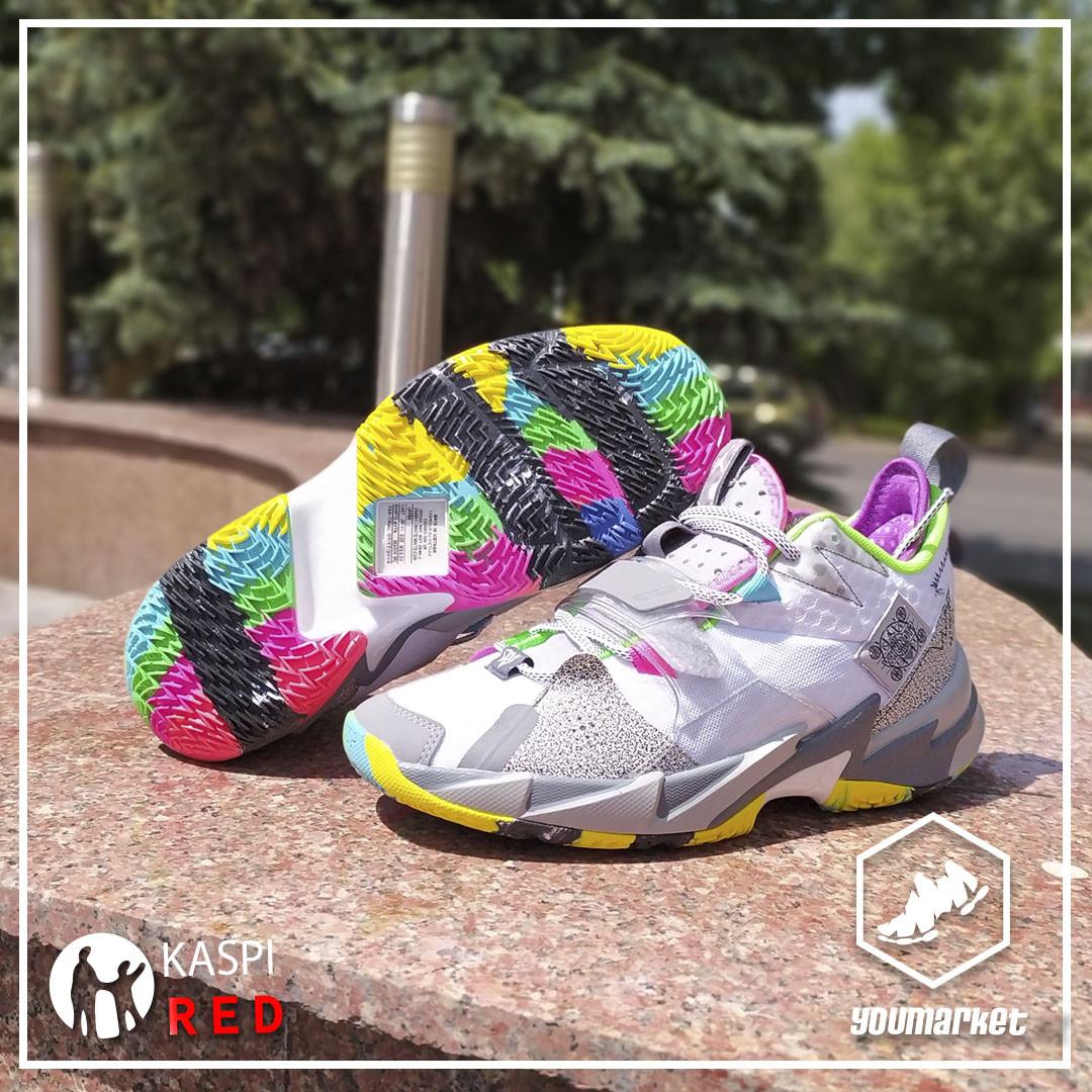 Баскетбольные кроссовки Jordan Why Not Zero 3.0 - фото 3