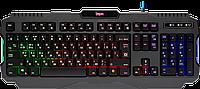 Клавиатура игровая Defender Legion GK-010DL RU RGB подсветка 19 Anti-Ghost черный