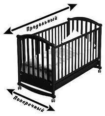 Детские кроватки с УНИВЕРСАЛЬНЫМ МАЯТНИКОМ (поперечного и продольного) КАЧЕНИЯ
