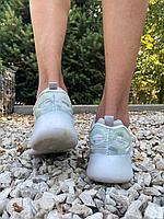 Кроссовки Adidas Yeezy 700 V3 Subaru 972-2 сер бел, фото 1