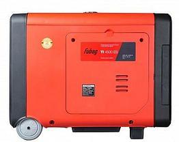 Бензиновый генератор, инверторный 4.5 кВт, FUBAG TI 4500 ES в кожухе, фото 3