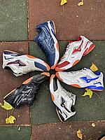 Кроссовки Mizuno Wave Blocker 8 тем син 789-1, фото 1