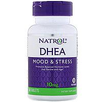 ДГЭА Natrol, 10 мг, 30 таблеток