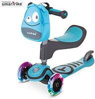 Самокат T-Scooter T1 с сумочкой (Smart Trike, Израиль)