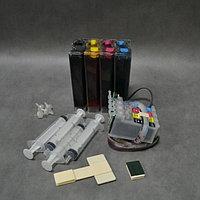 СНПЧ для Epson PRO WF3620/3640/7110/7610/7620 W21 (Без чернил)