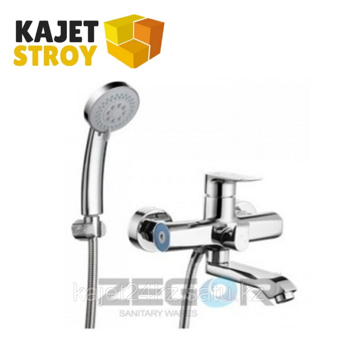 Смеситель ZEGOR NOG3-A134 одноручный для ванны, с поворотным изливом (8)