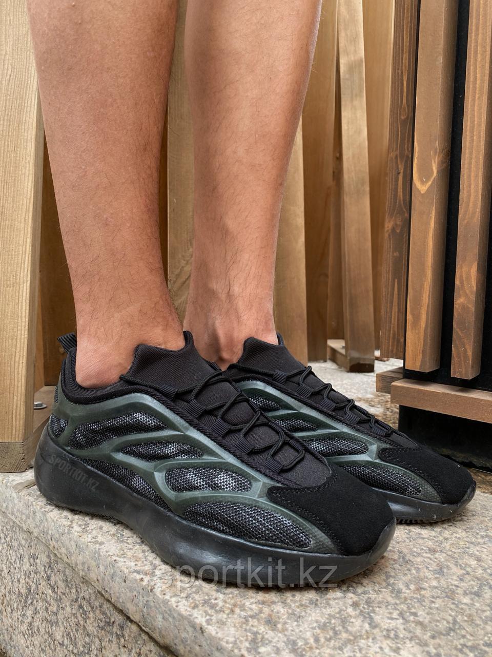 Кроссовки Adidas Yeezy 700 V3 subs 972-2 черн - фото 4