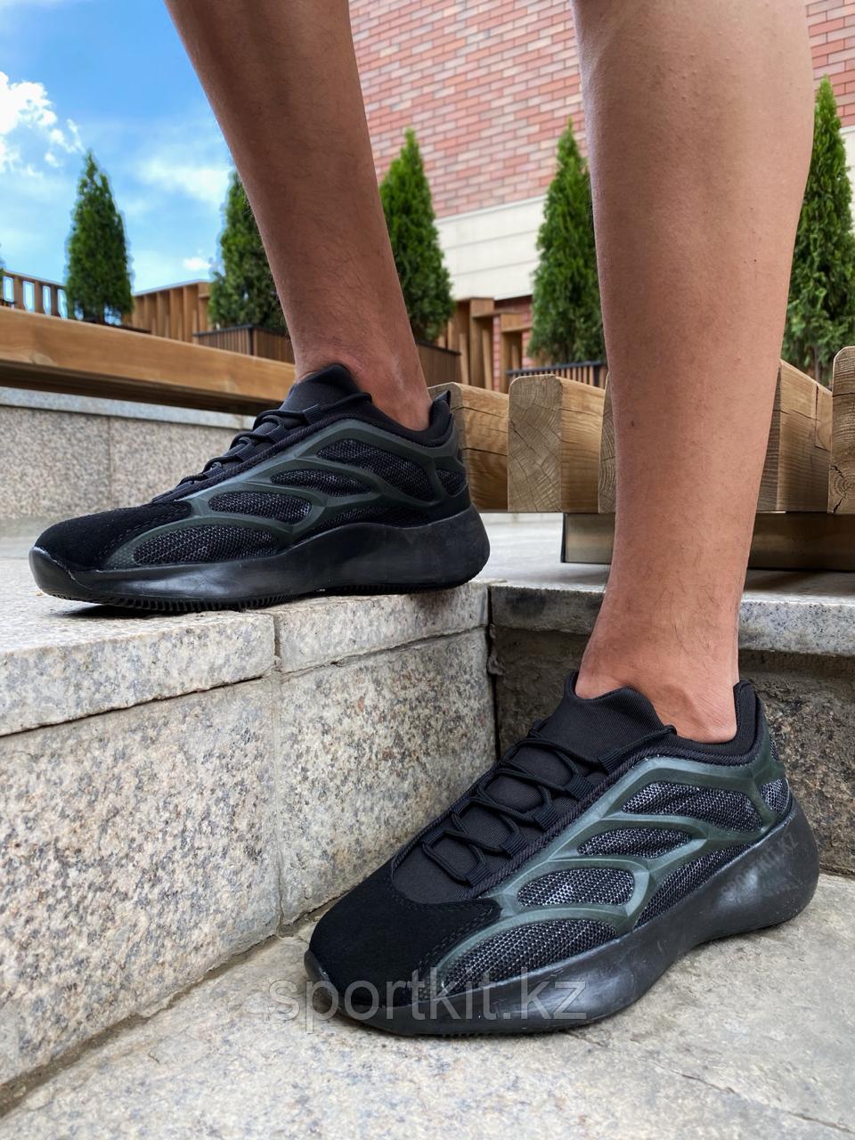 Кроссовки Adidas Yeezy 700 V3 subs 972-2 черн - фото 2