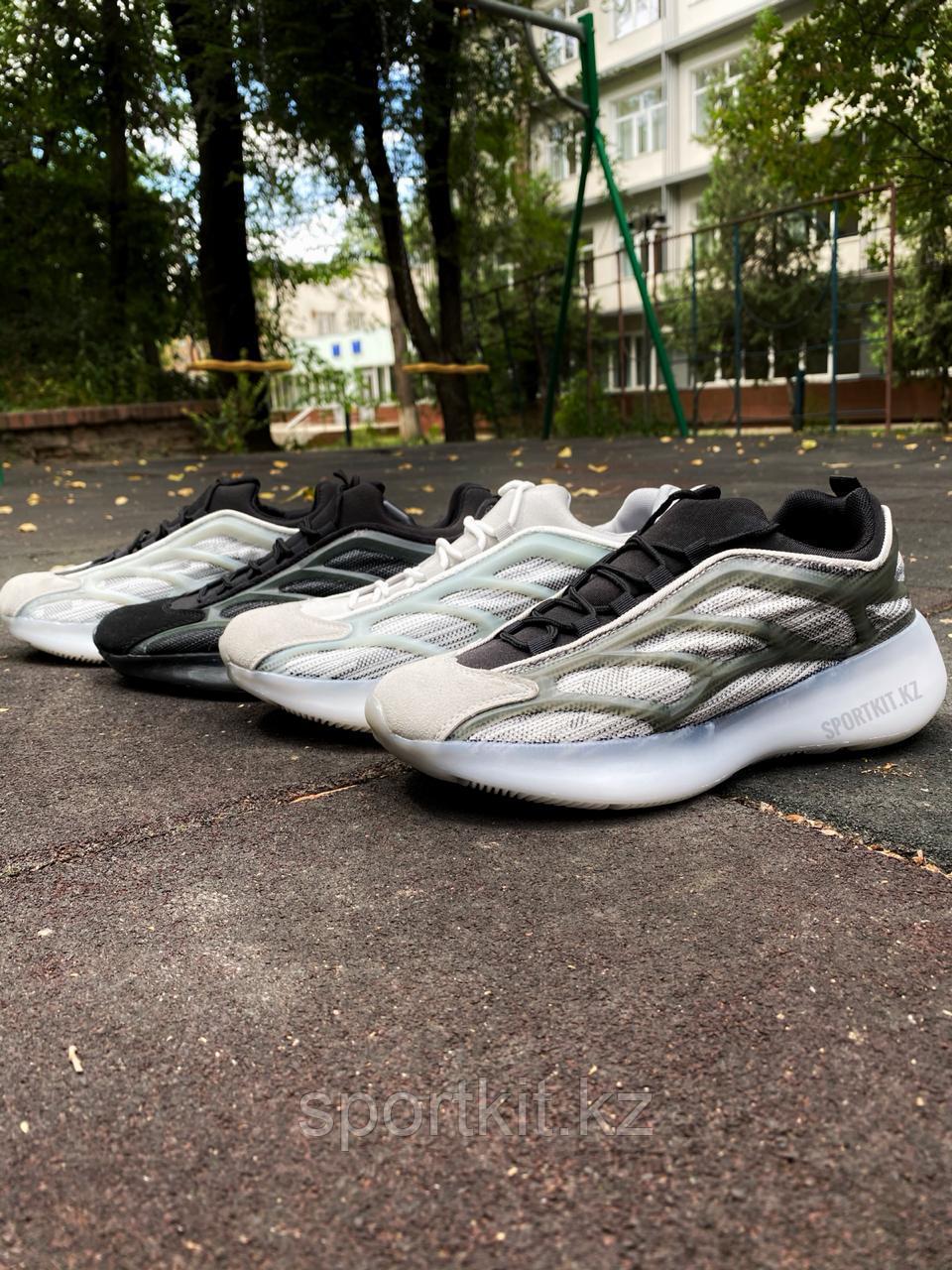 Кроссовки Adidas Yeezy 700 V3 subs 972-2 черн - фото 1