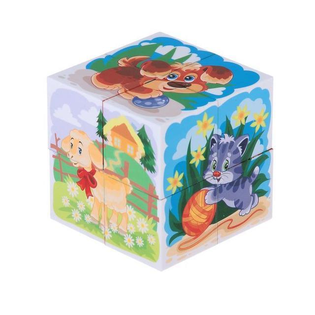Волшебные кубики.