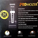 Профессиональная машинка для стрижки PRO MOZER, фото 6