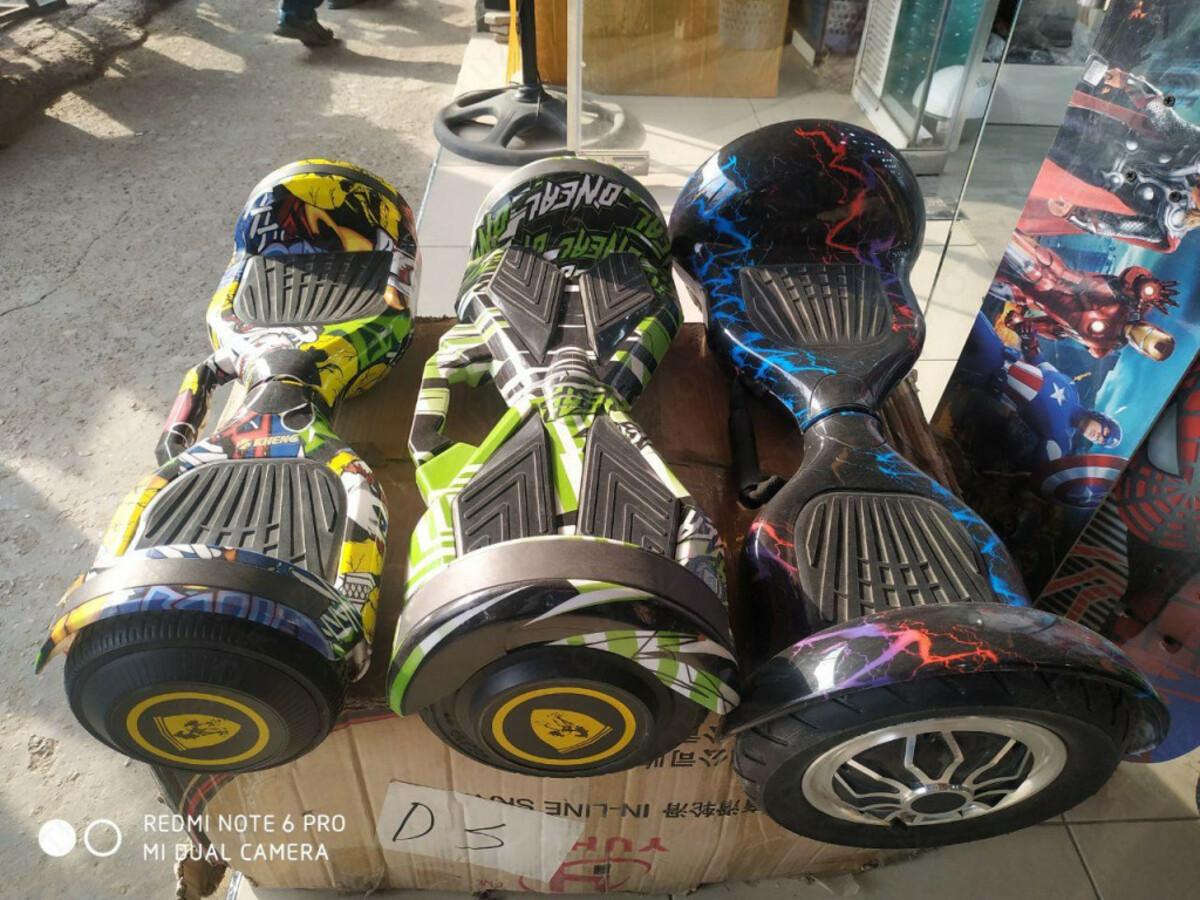 Гироскутеры в ассортименте (10 дюймовые колеса) - фото 1