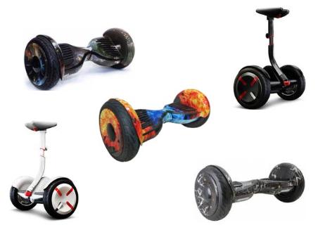 Гироскутеры в ассортименте (10 дюймовые колеса) - фото 3