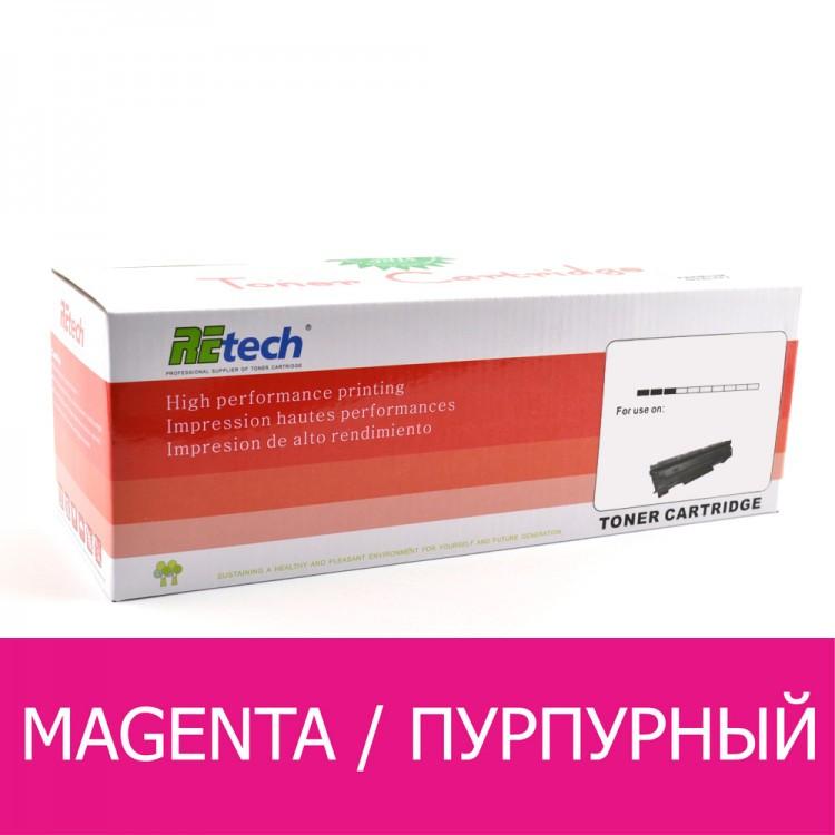Тонер-картридж RETECH для Phaser 6140 106R01482 2k (Magenta)