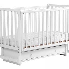 Детские кроватки с ПРОДОЛЬНЫМ МАЯТНИКОМ