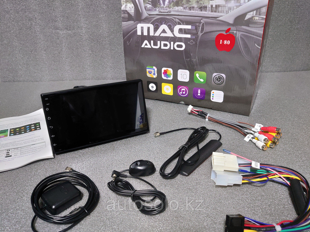 Магнитола Android  HYUNDAI TUCSON 2015 Mac Audio