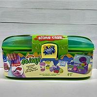 """Детский набор для создания слаймов """"Ninja Slime case"""" 6847"""