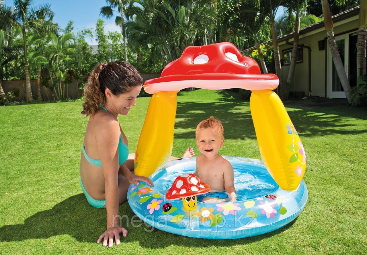 Детский бассейн Intex 57114 грибок