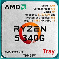 Ryzen 3 3400G oem/tray (YD3400C5M4MFH)