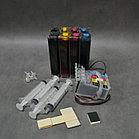Система непрерывной подачи чернил для Epson PRO 7015 1301-1304 (Без чернил)