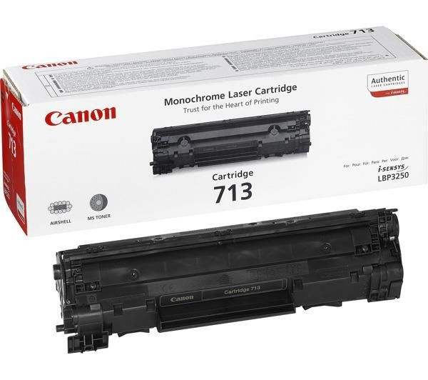 Картридж Canon 713 ORIGINAL (Black)