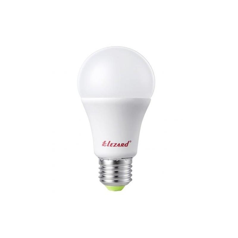 Лампа светодиодная A65 15W 6400K E27 220V LED GLOB /464 A65 2715/