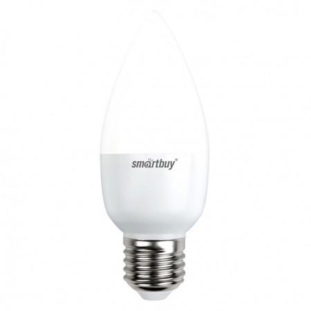 Светодиодная (LED) лампа Smartbuy-C37-8,5W/6000 (SBL-C37-8_5-60K-E27)