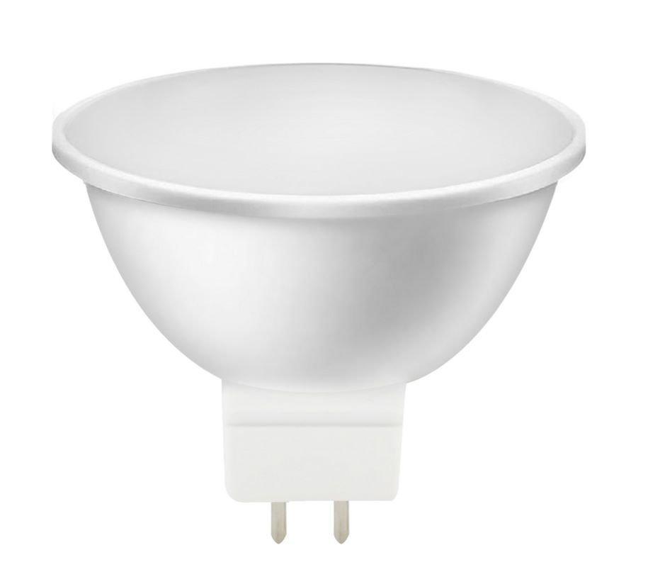 Светодиодная (LED) лампа Smartbuy-GU5_3-8,5W/4000 (SBL-GU5_3-8_5-40K)