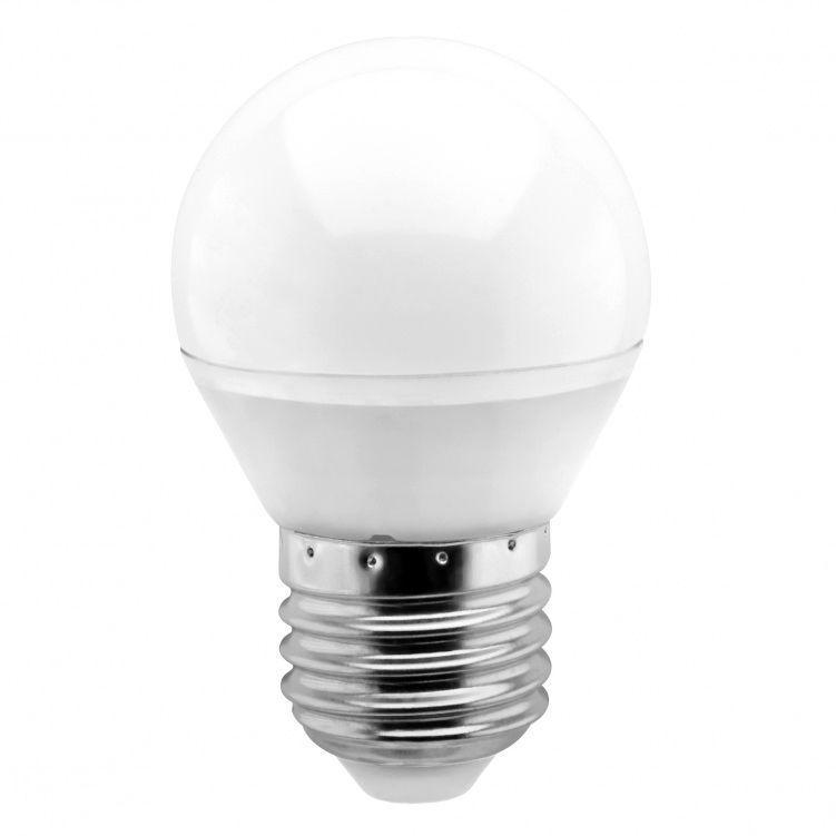 Светодиодная (LED) лампа Smartbuy-G45-05W/4000/E27 (SBL-G45-05-40K-E27)