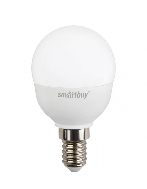 Светодиодная (LED) лампа Smartbuy-P45-8,5W/3000/E14 (SBL-P45-8_5-30K-E14)