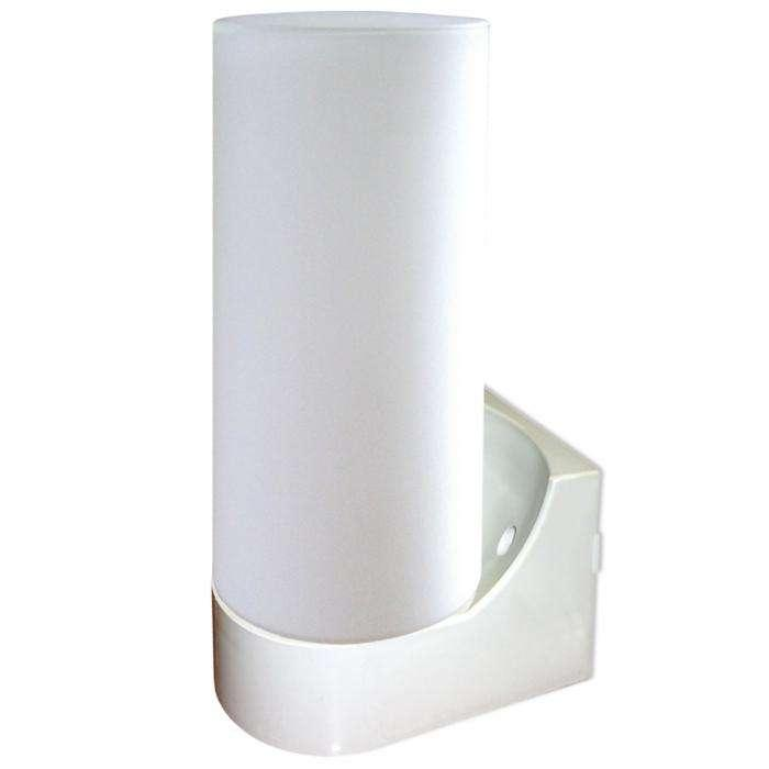 Светильник Цилиндр 1 НББ 64-60-094 опал/корпус белый ГУ 02396
