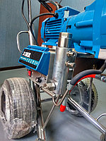 Промышленный Безвоздушный Окрасочный Аппарат Dino Power X80L